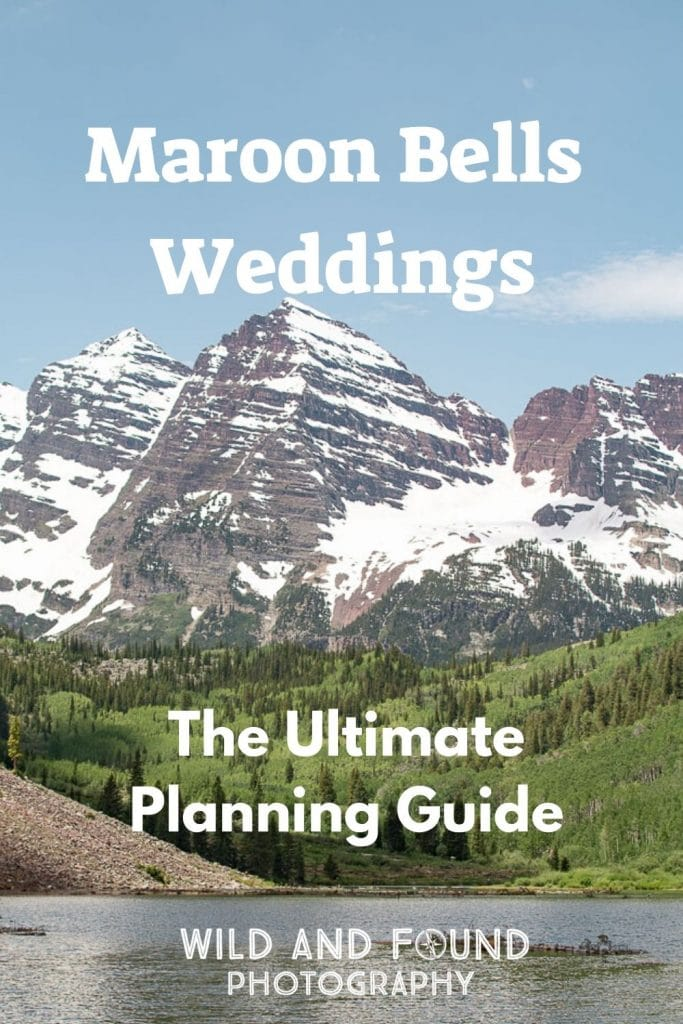 Maroon Bells Colorado Wedding Planning Guide cover image