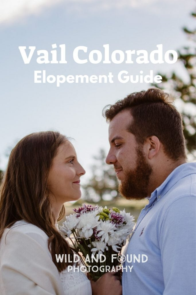 Vail Colorado Elopement Planning Guide cover image