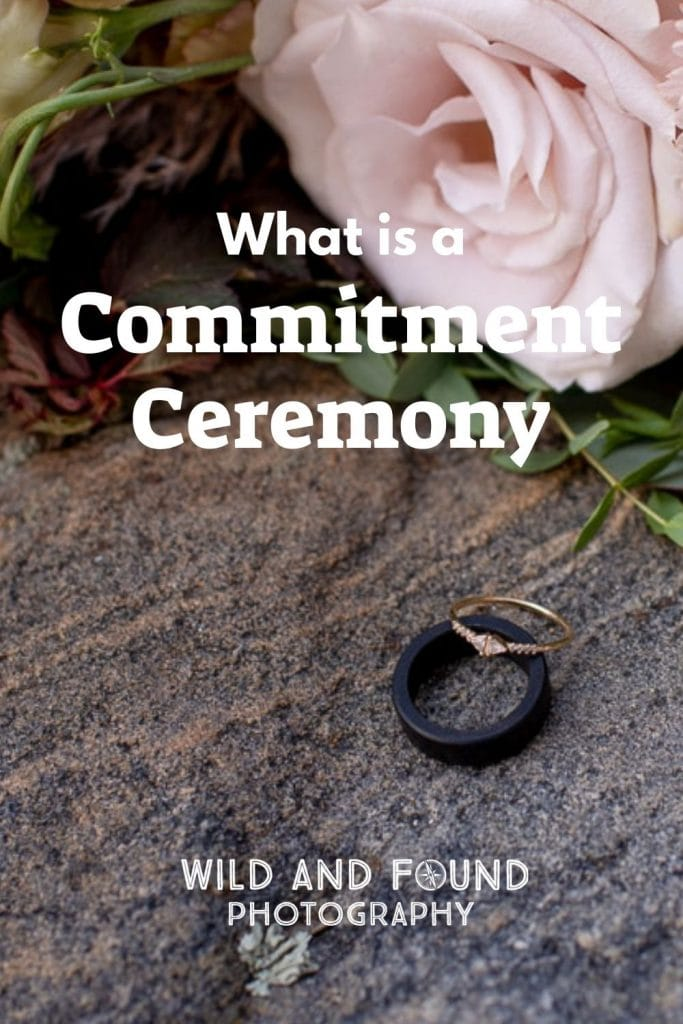 Commitment ceremony cover photo