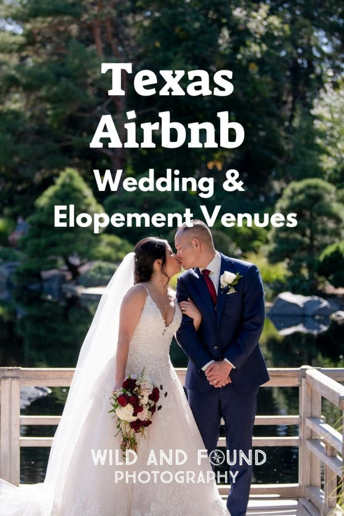Texas Airbnb Wedding venue cover photo