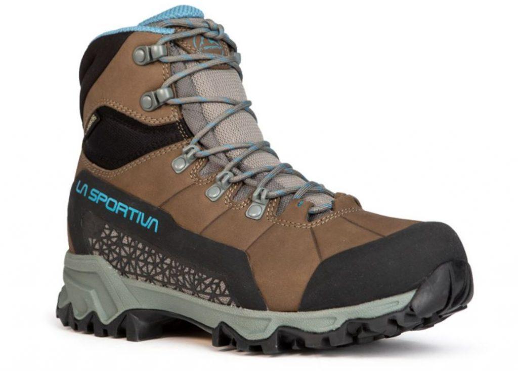 La Sportiva brown leather women's hiking boot
